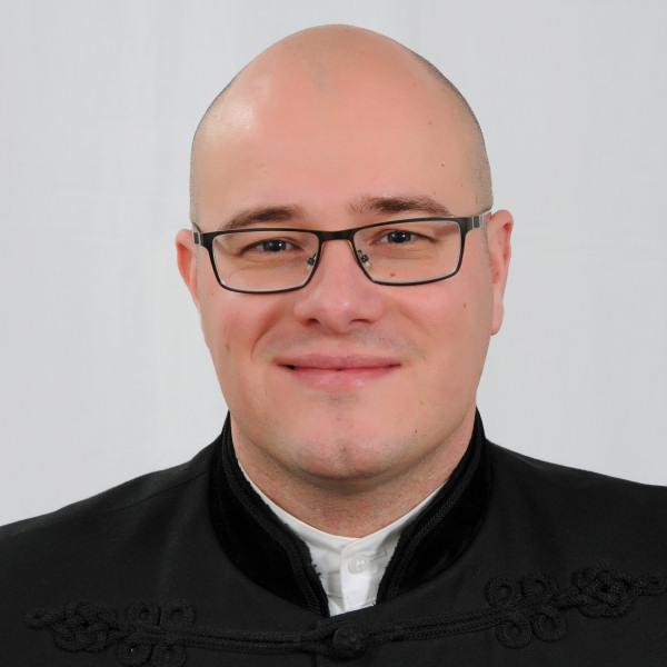Czető Norbert - Lelkipásztor, intézményvezető